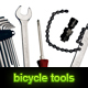 Set of 5 used bicycle tools - GraphicRiver Item for Sale
