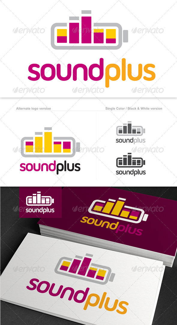 Sound Plus Logo