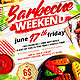 Barbecue Flyer - GraphicRiver Item for Sale