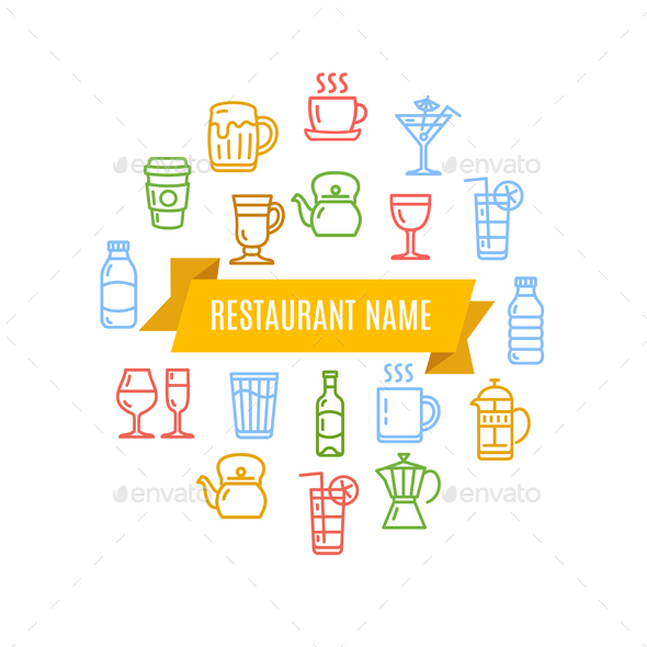 Drink Sign - Miscellaneous Conceptual