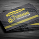 Car Mechanic Business Card - GraphicRiver Item for Sale
