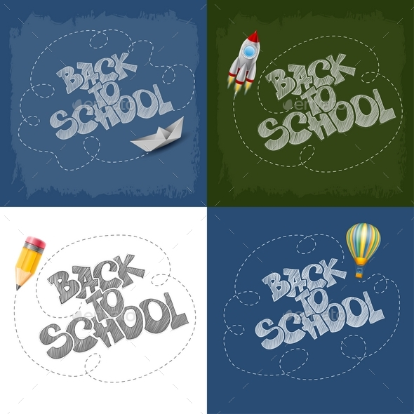 Back To School - Miscellaneous Conceptual