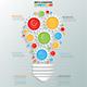 Minimal Idea Infographic Design