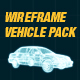 Wireframe Vehicle Pack - VideoHive Item for Sale
