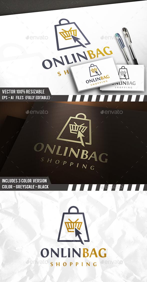 Shopping Online Logo - Symbols Logo Templates