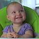Smiling Baby Face. Baby Girl Smiling - VideoHive Item for Sale