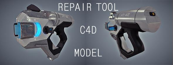 Repair tool - 3DOcean Item for Sale