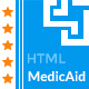 MedicAid - Medical and Hospital - Multipurpose HTML Template