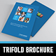Metro Tri-fold Image Brochure - GraphicRiver Item for Sale