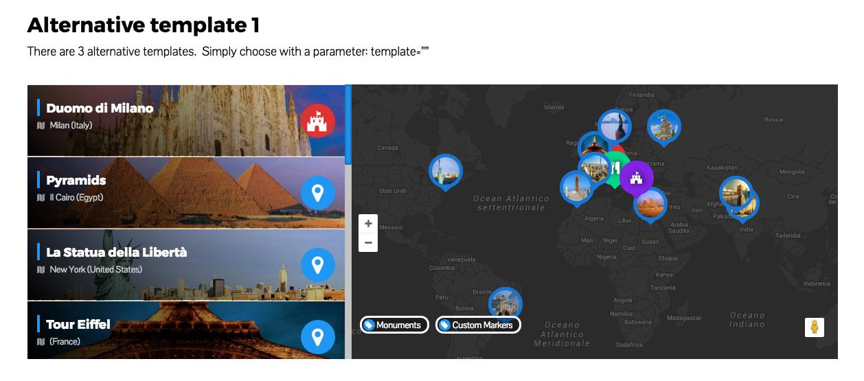 QT Places: Interactive Responsive Google Maps Wordpress Plugin