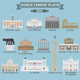 World Famous Place Rome  - GraphicRiver Item for Sale