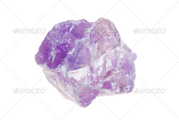 Amethyst - Stock Photo - Images