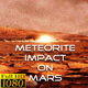 Meteorite Impact on Mars - VideoHive Item for Sale