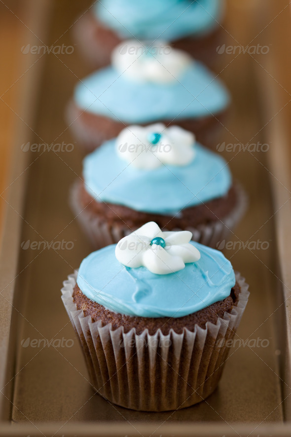Cupcakes - Stock Photo - Images