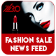 Fashion Sale Facebook News Feed Banners - GraphicRiver Item for Sale
