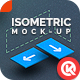 Isometric Mock-UP Actions - GraphicRiver Item for Sale