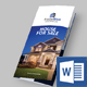 House For Sale Three Fold Brochure  - GraphicRiver Item for Sale