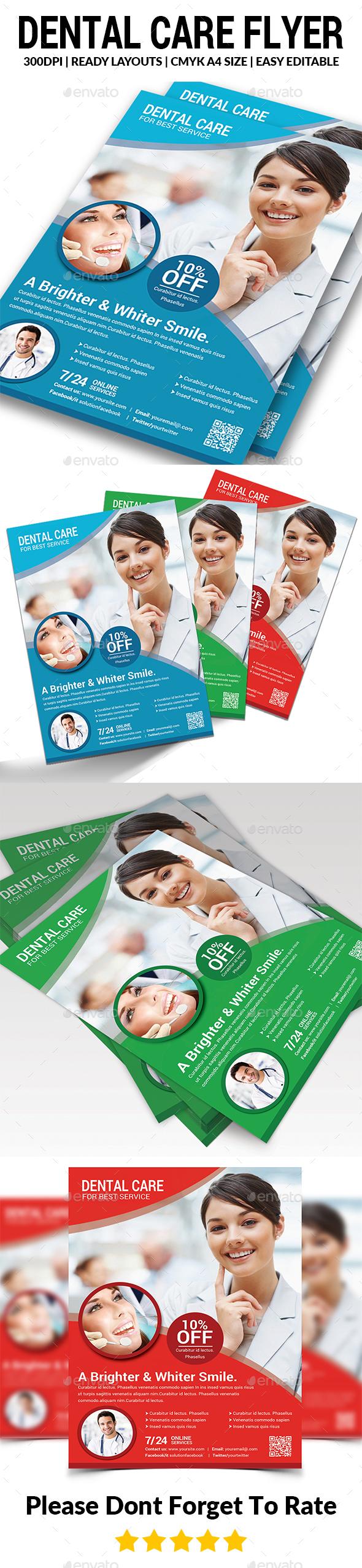 Dental Flyer - Corporate Flyers