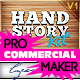 Hand Explainer Product Commercial - VideoHive Item for Sale