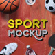 Sport Scene Generator - GraphicRiver Item for Sale