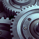Mechanism of Gears in Motion - VideoHive Item for Sale