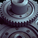 Heavy Mechanism of Gears - VideoHive Item for Sale