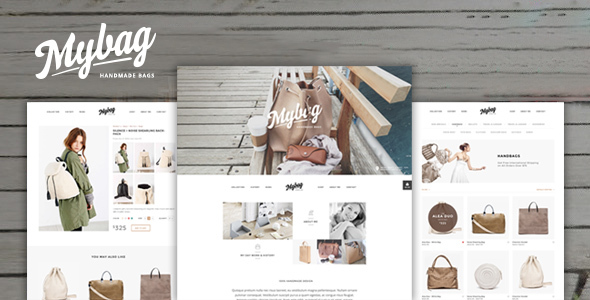 MyBag Single Product WooCommerce Theme - WooCommerce eCommerce