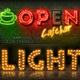 Old Light Sign Photoshop Action - GraphicRiver Item for Sale