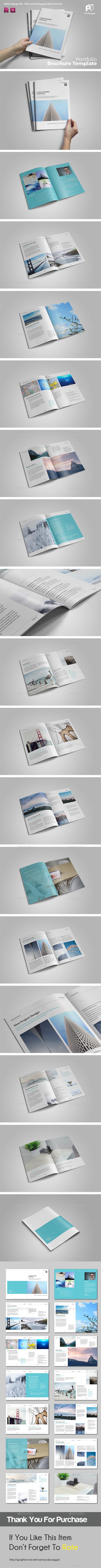 Simple Multipurpose Portfolio Vol.3 - Portfolio Brochures
