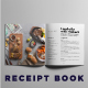 Recipe / Cookbook Square Bochure | Kitchen Stories - GraphicRiver Item for Sale