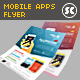 Mobile Apps Flyer - GraphicRiver Item for Sale