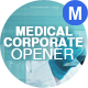 Medical Corporate Opener - VideoHive Item for Sale