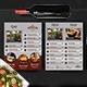 Multiperpose Restaurent Menu Template - GraphicRiver Item for Sale