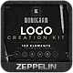 Logo Creation Kit - Monogram Edition - GraphicRiver Item for Sale