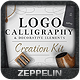 Logo Creation Kit - Calligraphy Edition - GraphicRiver Item for Sale