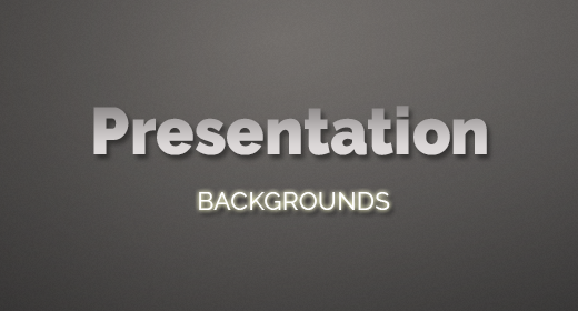 Presentation Backgrounds