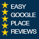 Easy Google Places Reviews - CodeCanyon Item for Sale