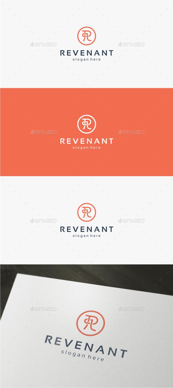 Revenant Letter R Logo - Letters Logo Templates