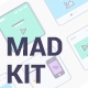 MadKit | Low-fi Prototypes UX/UI Kit - ThemeForest Item for Sale