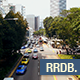 City Road Traffic - VideoHive Item for Sale