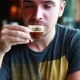 Guy With Coffee - VideoHive Item for Sale