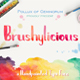 Brushylicious - GraphicRiver Item for Sale