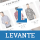 Levante - eCommerce Joomla Template - ThemeForest Item for Sale
