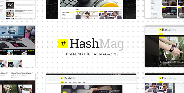 HashMag – High-End Digital Magazine