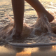Walking On Beach - VideoHive Item for Sale