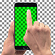 Smartphone Screen Presenter Promo with Touch Gestures - VideoHive Item for Sale