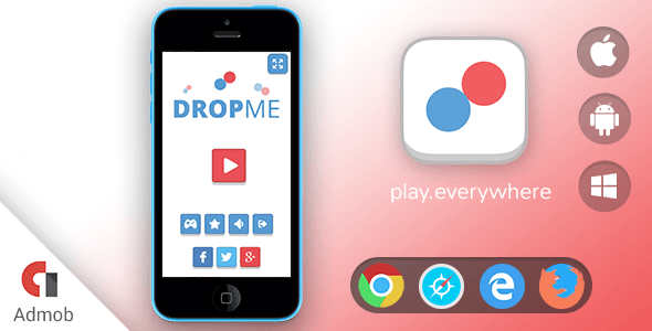 DropMe - CodeCanyon Item for Sale