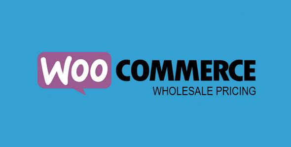 WooCommerce Wholesale Pricing - CodeCanyon Item for Sale