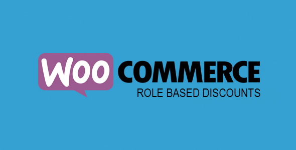 WooCommerce Role Discounts - CodeCanyon Item for Sale