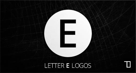 Letter E logos